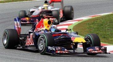 Formule 1 2010 Season Review
