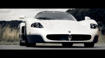Maserati MC12 Official Nordschleife Lap