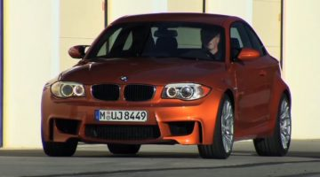 BMW 1M Coupe Promovideo