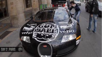 Gumball 3000 2011 – 2 Parijs – Barcelona