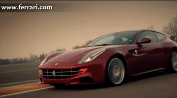 Ferrari FF promovideo