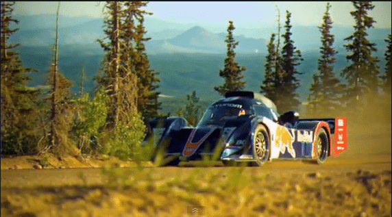 Hyundai PM580 at Pikes Peak