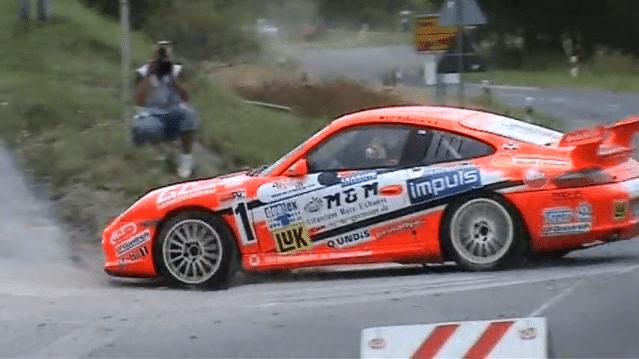 Porsche GT3 Rallye 2010 review