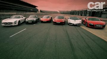 Supercar Battle