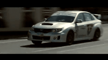 Subaru Isle of Man TT Recordpoging