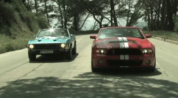 Muscle Cars – Old vs New