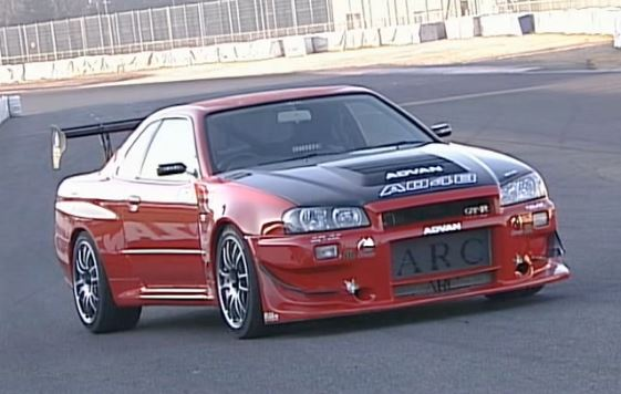 Nissan GT-R Battle