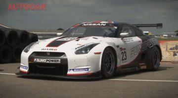 Nissan GT1 Raceauto
