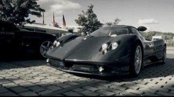Pagani Zonda F Official Nordschleife Lap