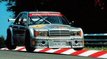 DTM 1993 - Nurburgring Nordschleife Highlights
