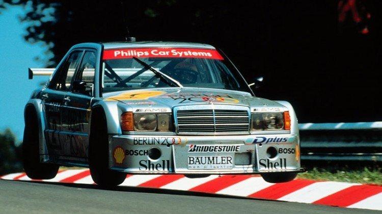 DTM 1993 - Nurburgring Nordschleife Highlights