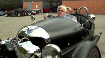 Jay Leno's Garage – Morgan 3wheeler