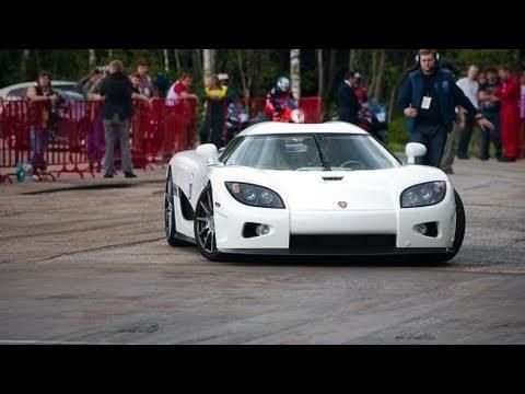 Koenigsegg CCXR vs Dodge Viper Supercharged