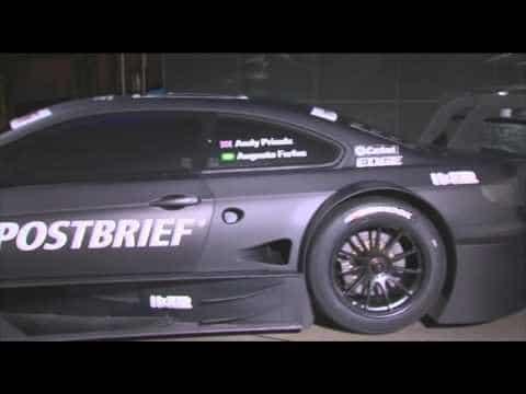 Presentatie van de BMW M3 DTM