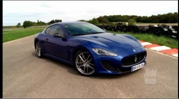 Maserati Granturismo MC Stradale Review