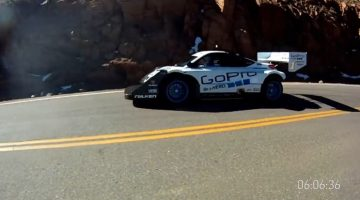 Pikes Peak 2011 – Monster Tajima's World Record‬