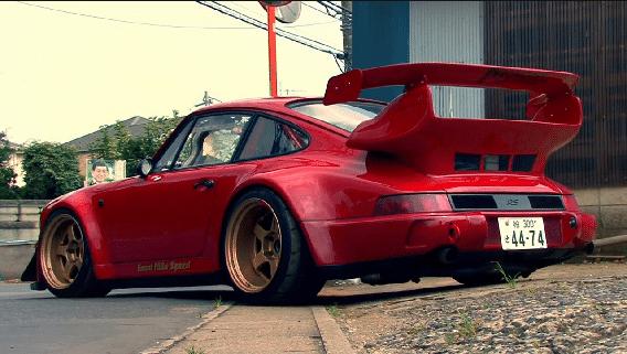 RAUH-Welt BEGRIFF Porsche 964