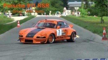 Hillclimb - 1974 Porsche 911 RSR