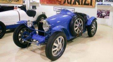 Jay Leno's Garage - Bugatti Type 51