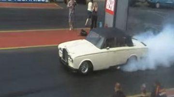 8 Second Rolls Royce
