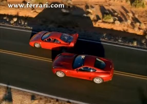 Ferrari 599 GTB vs Ferrari F40