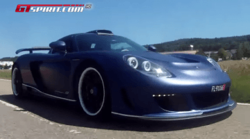 Gemballa Mirage GT Review