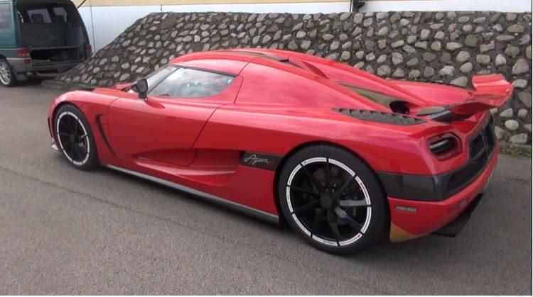 Koenigsegg Agera R breekt records