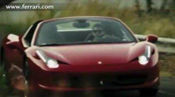 Ferrari 458 Spider Official Promo