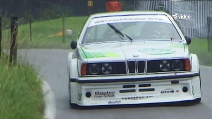 Hillclimb - BMW 635 CSI Group 2