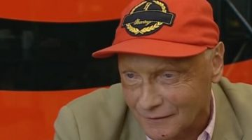 Niki Lauda on Murray Walkers F1 Greats