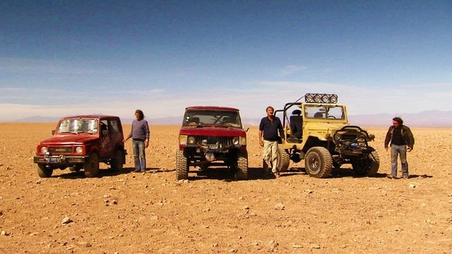 Top Gear - Bolivia Special