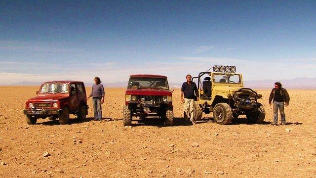 Top Gear - Bolivia Special