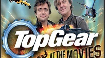 Top Gear At The Movies - Full DVD