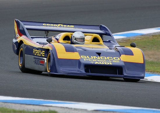 Legendary Race Cars - Porsche 917/30