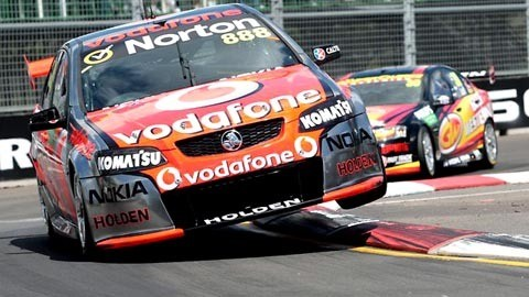 V8 Supercars 2011 - Sydney 500 Highlights