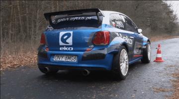 Polen ontwerpen VW Polo WRC Prototype