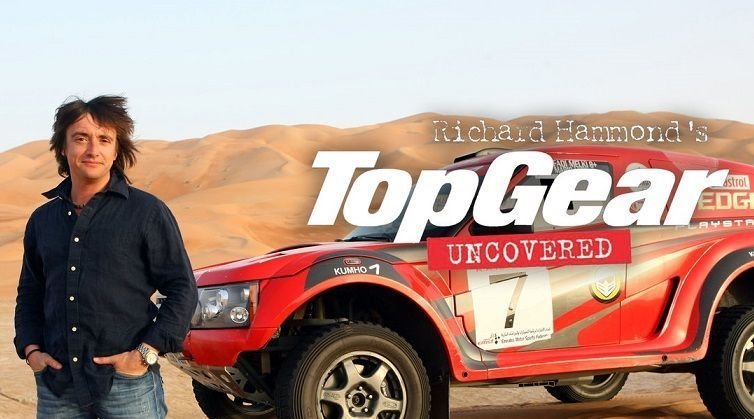 Top Gear Uncovered Full DVD