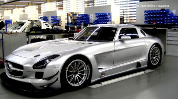How It's Made Mercedes Benz SLS AMG GT3