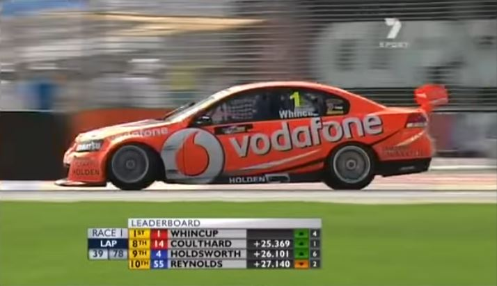 V8 Supercars 2012 – Clipsal 500 Highlights