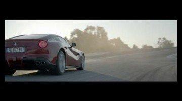 Ferrari F12 Berlinetta Promo