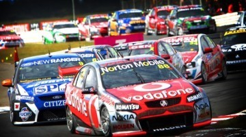 V8 Supercars 2012 - Tasmanian Challenge Highlights