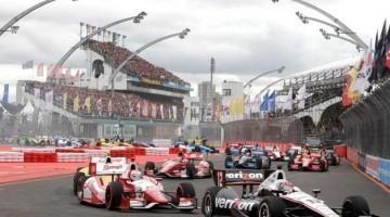 Indycar 2012 - Sao Paulo Highlights