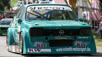 Hillclimb - Opel Kadett C Coupe 16V