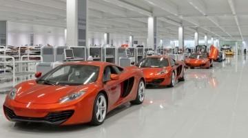 How To Build a Supercar: McLaren Mp4-12C