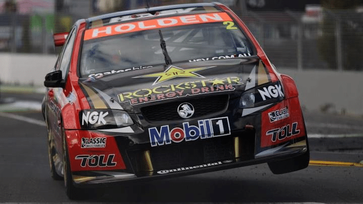 V8 Supercars 2012 - ITM 400 Hamilton Highlights