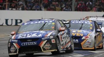 V8 Supercars 2012 - Perth Highlights