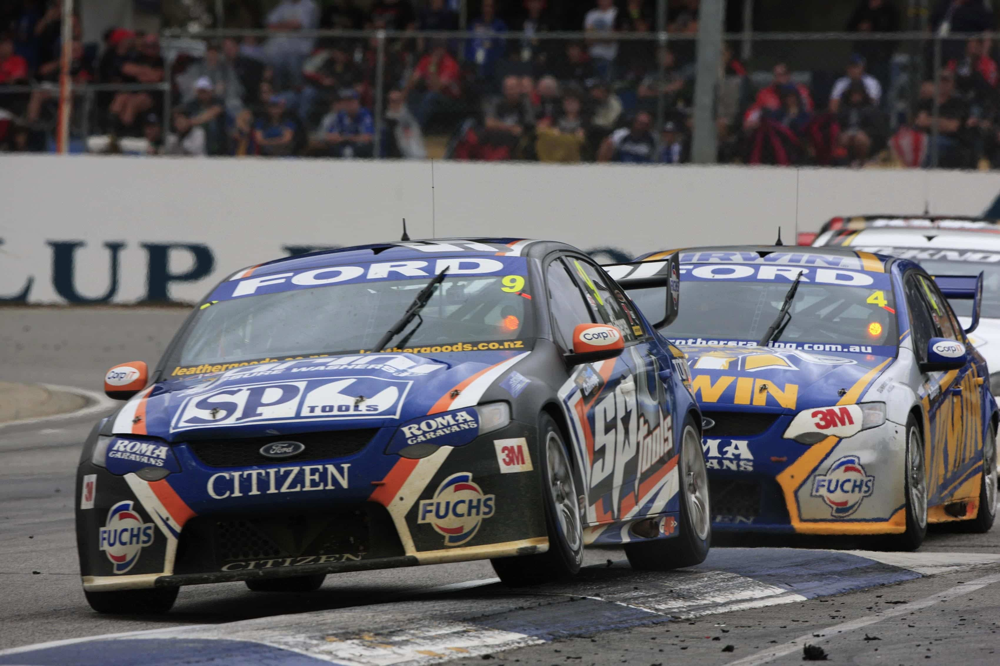 V8 Supercars 2012 - Perth Highlights