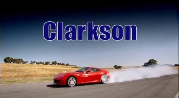 Jeremy Clarkson - Supercar Showdown Full DVD