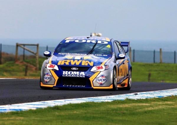 V8 Supercars 2012 - Phillip Island Highlights
