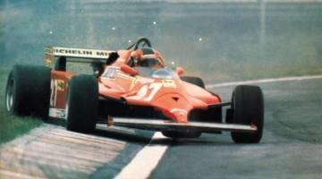 Formula Villeneuve - A tribute to Gilles Villeneuve